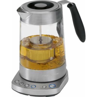 Proficook WKS1020 vízforraló,1,7l, rozsdamentes acél teafilterrel, 3000W